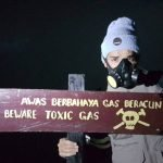 Luis tobajas masque a gaz